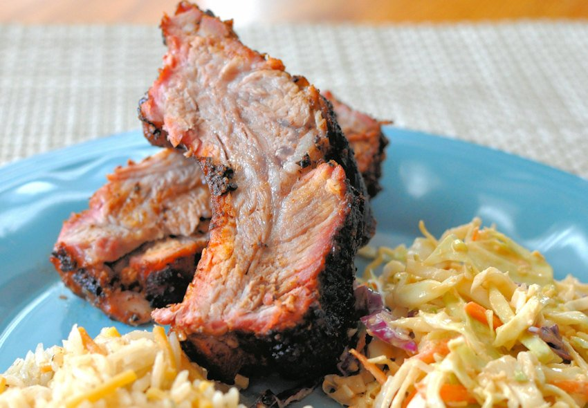 Simply Delicious BBQ Ribs i