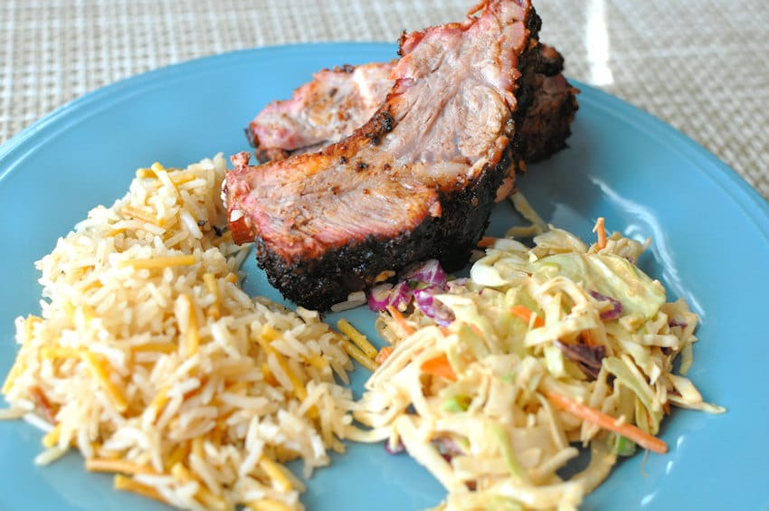 Simply Delicious BBQ Ribs j