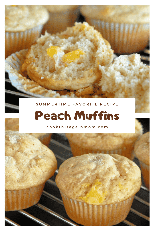 peach muffin pinterest image graphic