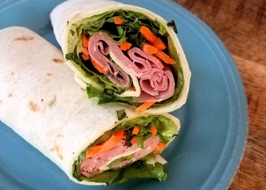 Thai Roast Beef Sandwich Rolls