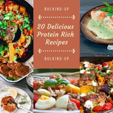 20 bulking up recipes