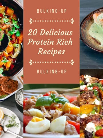 20 bulking up recipes