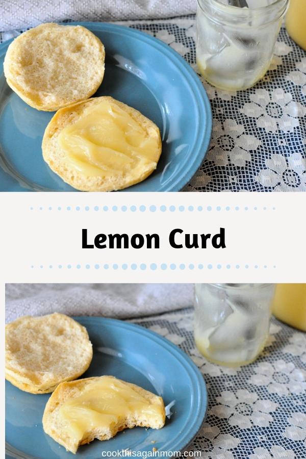 lemon curd pinterst image