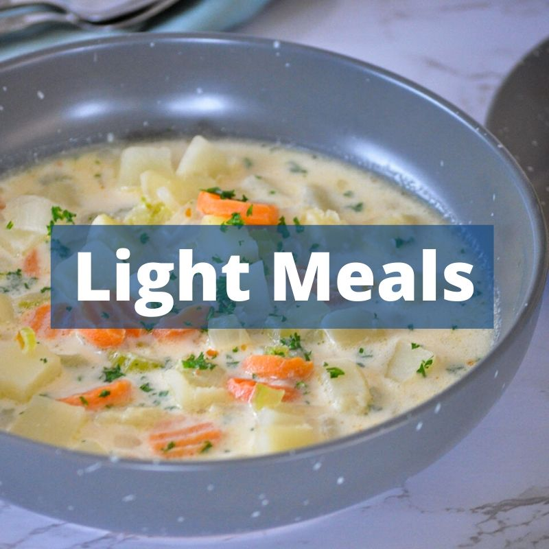 category image for light meals
