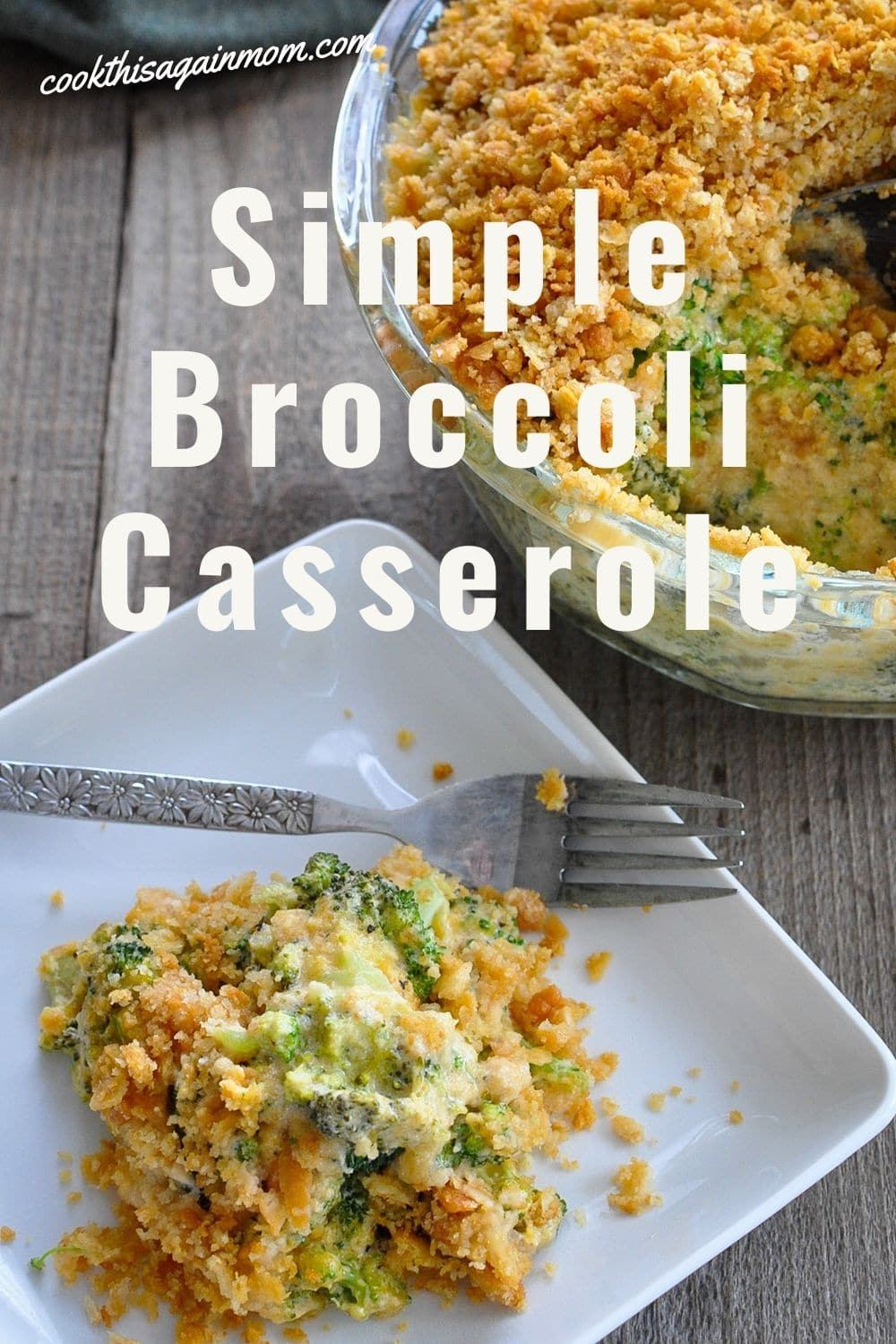 pinterest picture for broccoli casserole
