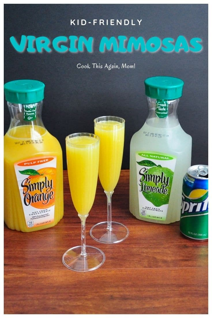 Virgin Mimosas pinterest image